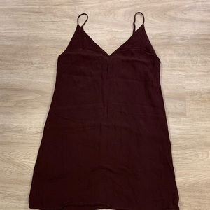 Purple Aritzia Wilfred Free Tanktop